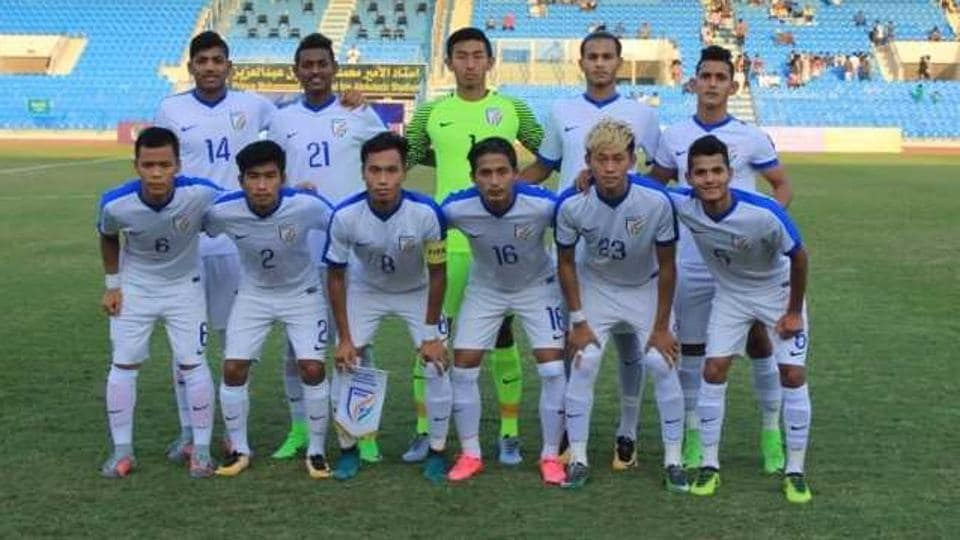 India vs Turkmenistan,AFC U-19 Championship,Indian football