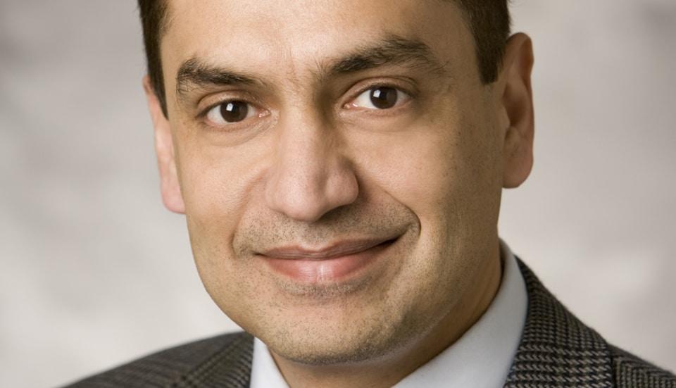 Dr Madhav Dhodapkar, professor of immunobiology at the Yale Cancer Center.
