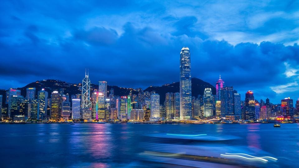 Travellers, take note: Hong Kong is the world's top city for international visits
