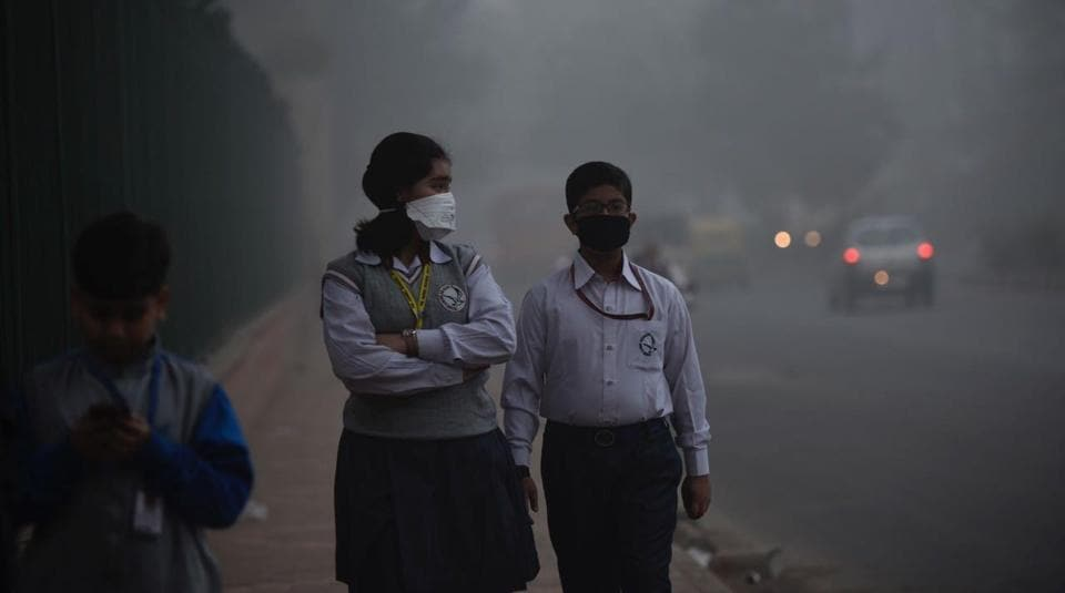 """The Indian Medical Association said Delhi was witnessing a """"public health emergency"""" and has appealed to the government to stop outdoor sports and other such activities in schools to protect the health of children."""