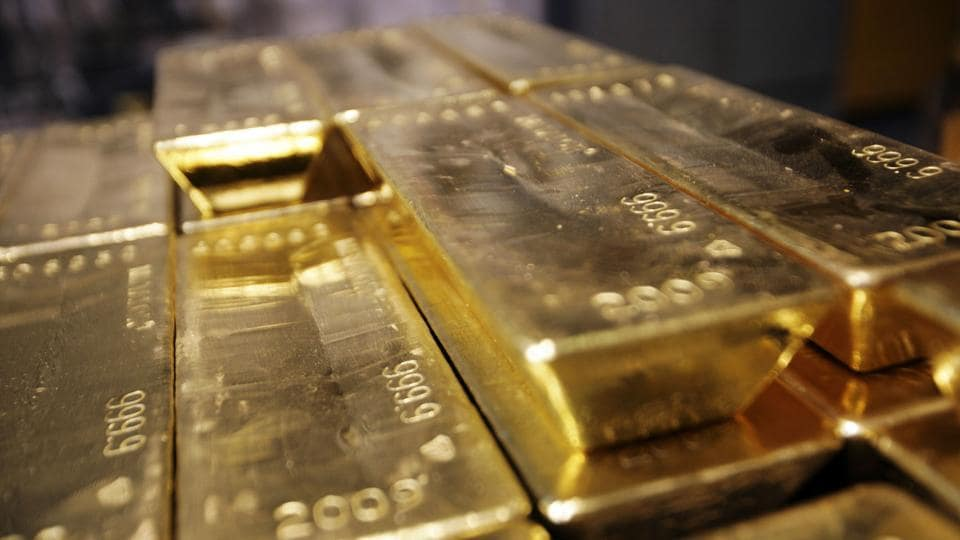 The value of the seized gold was about Rs 50 lakh.