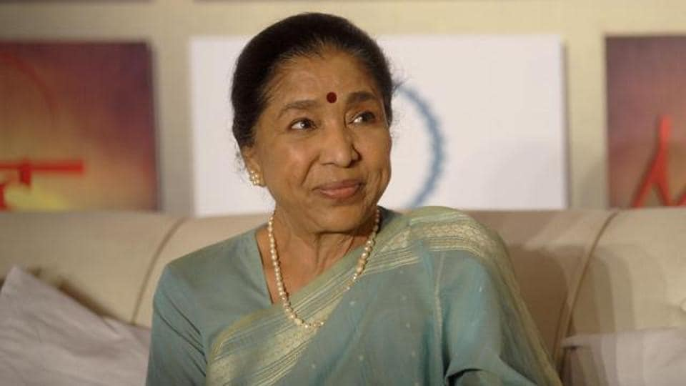 Asha Bhosle is second to none when it comes to Bollywood music.