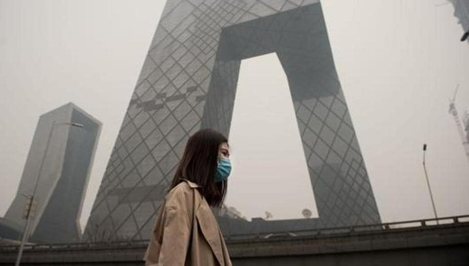 China pollution,delhi pollution,fossil fuel