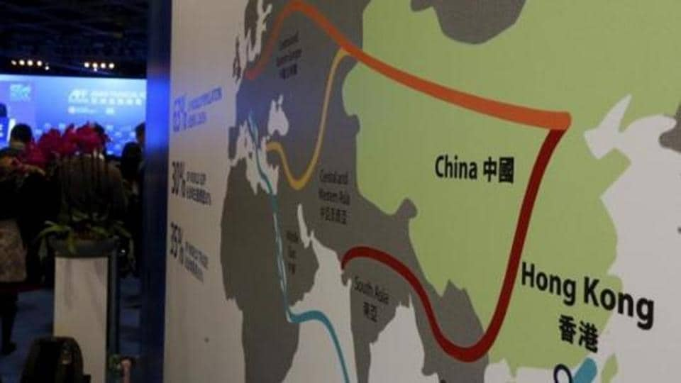 Belt and Road project,China,One belt and road