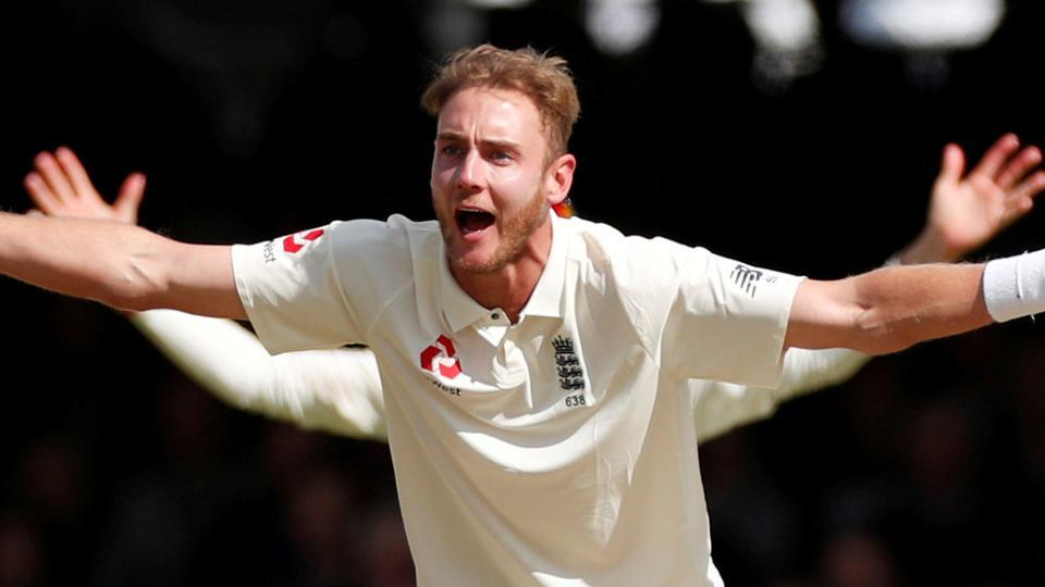 Stuart Broad says he is ready to face hostile crowds in Australia.