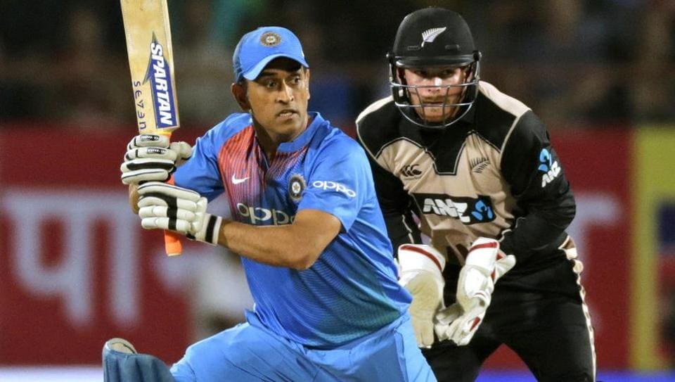 MS Dhoni, former Indian cricket team captain, averages 35 in T20s but his strike rate is a 123.41.