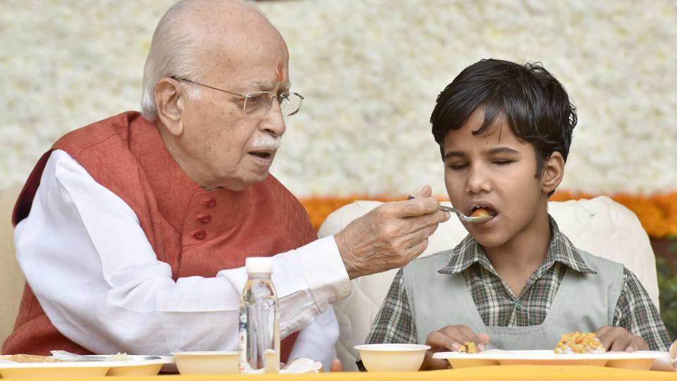 LK Advani,Narendra Modi,BJP