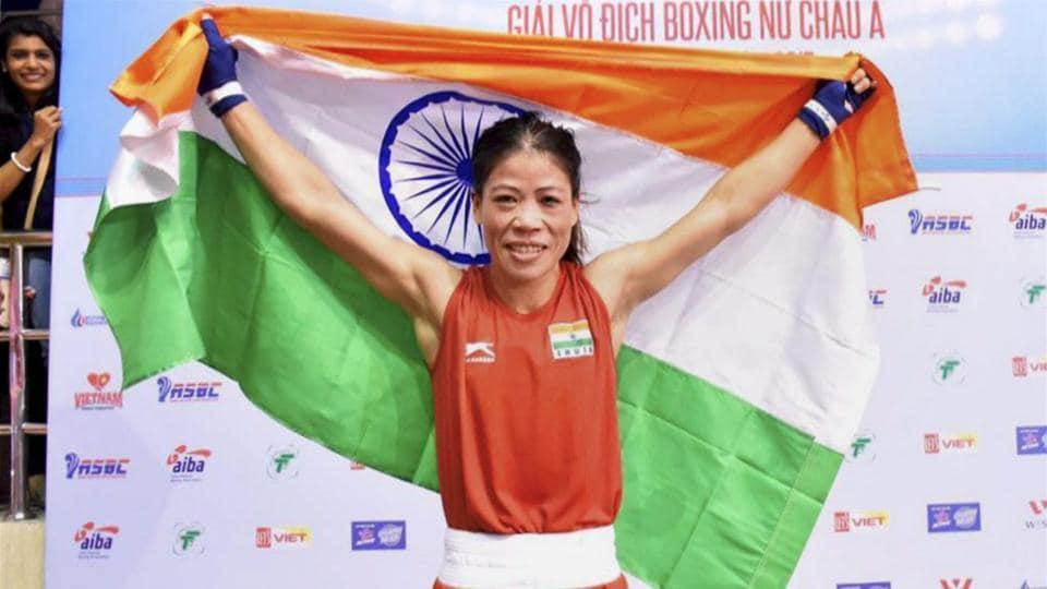 Mary Kom,MC Mary Kom,Asian boxing Championship