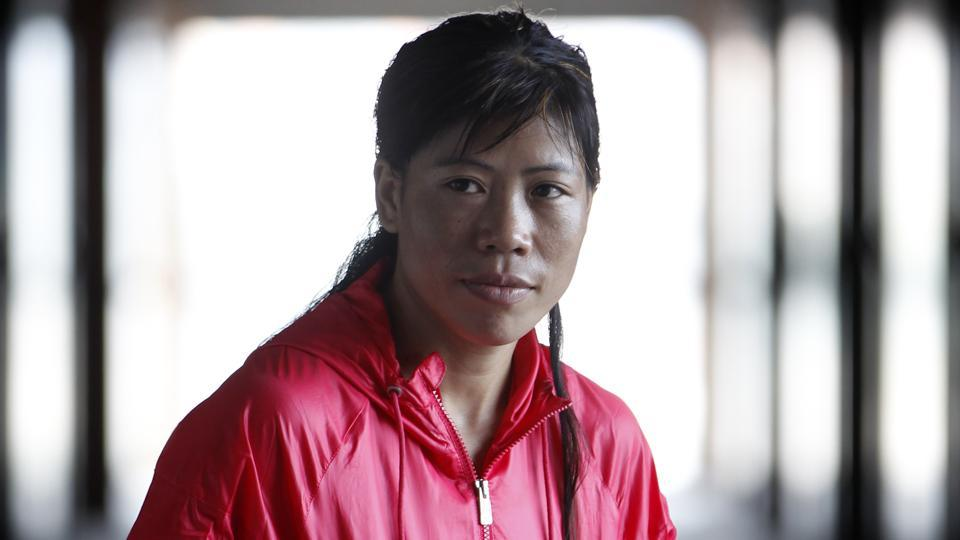 Mary Kom,Asian Boxing Championships,Twitter