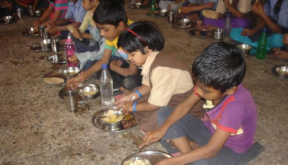 mid-day meal,Rajasthan govt school,Rajasthan