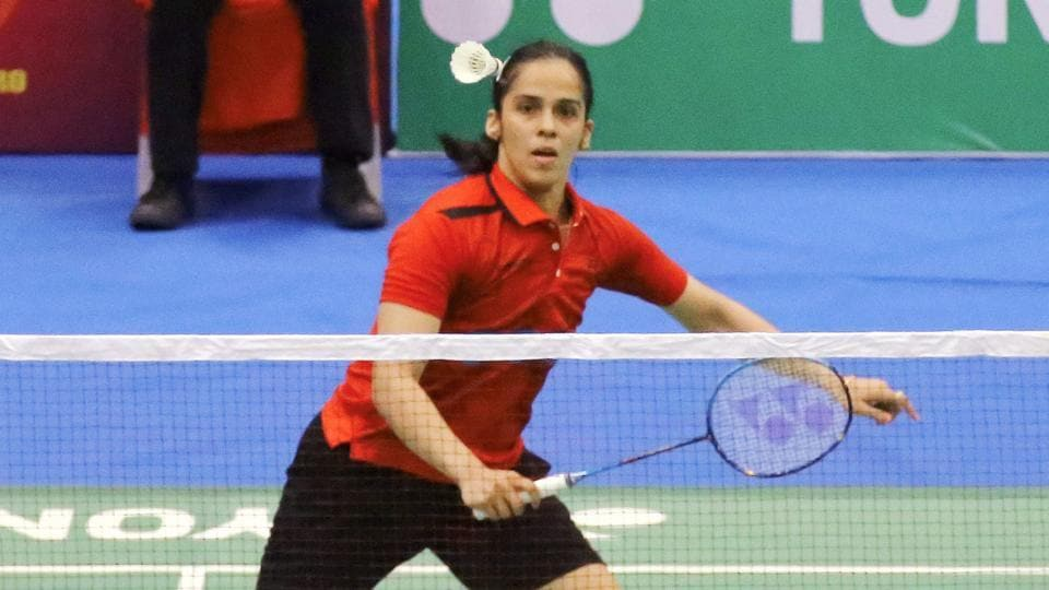 Saina Nehwal had to dig deep to win an engrossing final against PV Sindhu at the National Badminton Championship.
