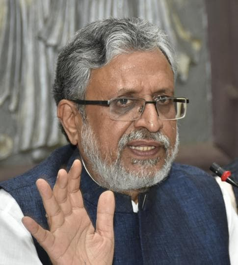 Sushil Modi,GST council,Lower rates