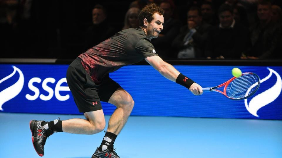 Andy Murray is currently targeting a return to tennis during next year's Australian Open.  (AFP)