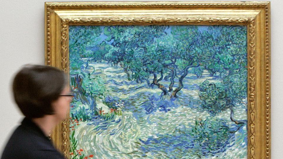 Vincent van Gogh,Van Gogh,Dutch painter