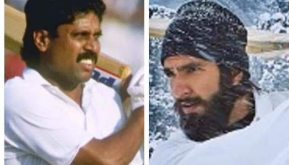 1983 World Cup,Ranveer Singh,Kapil Dev