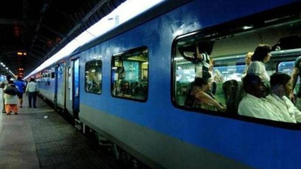 Tuesday's evening Shatabdi Express from Delhi, scheduled to arrive at Chandigarh at 10.45 pm, arrived only at 2.30am on Wednesday, a delay of nearly four hours.