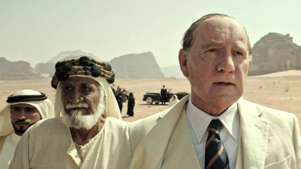 Kevin Spacey,Ridley Scott,All the Money in the World