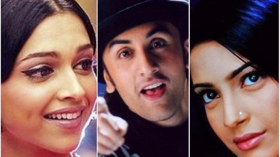 Ranbir Kapoor,Sonam kapoor,Deepika Padukone
