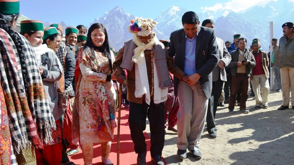 Himachal Pradesh Assembly election 2017,Himachal assembly polls 2017,Prem Kumar Dhumal