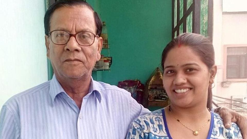 Rupa Raj's father Baidyanath Prasad Shah was forced to sell his ancestral property in East Champaran district to fund his children's higher education.