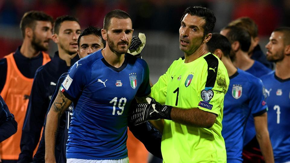 Italy's chances of qualifying for the 2018 FIFA World Cup in Russia are under threat as they prepare to face Sweden in a crucial qualifying match for the tournament.