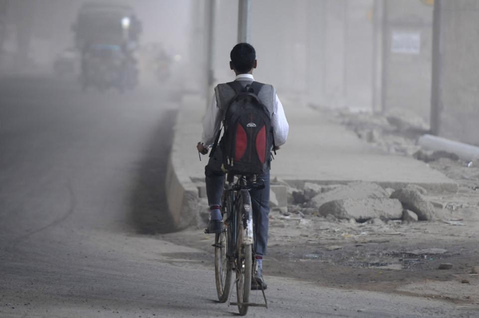 Delhi pollution,odd even scheme,Delhi smog