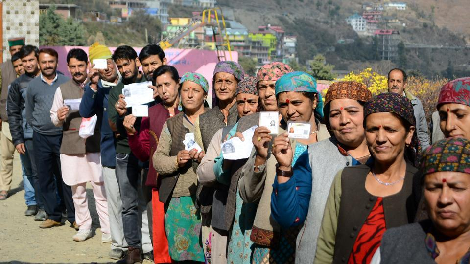 Himachal Pradesh assembly election,Himachal Pradesh,Himachal voter turn out