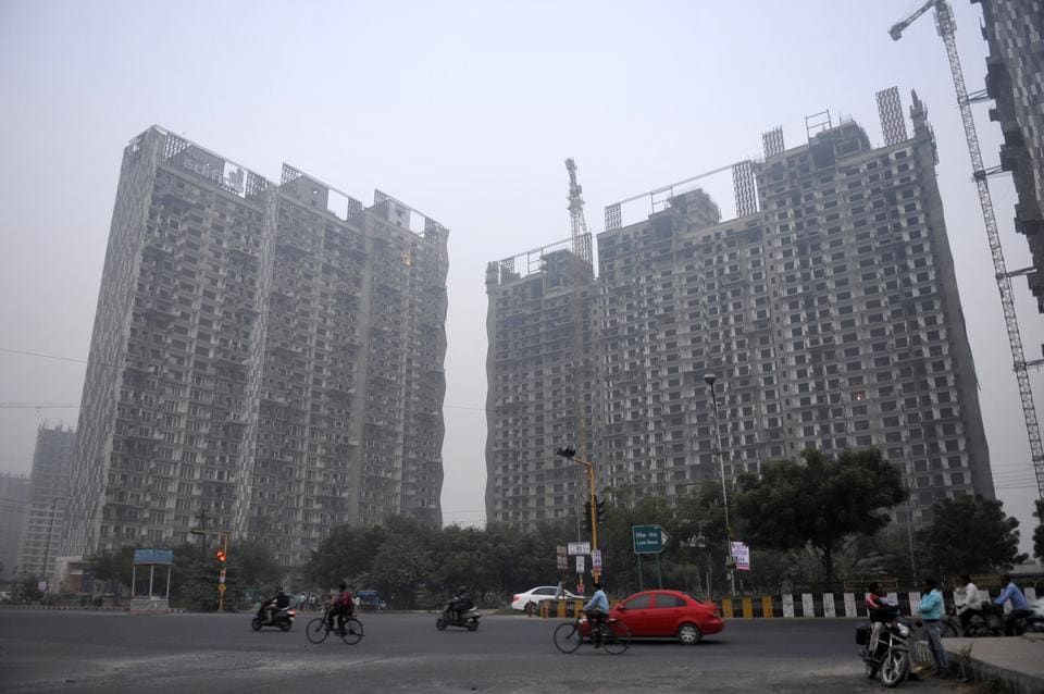The government committee has instructed the builders to deliver flats by December-end to evade action.