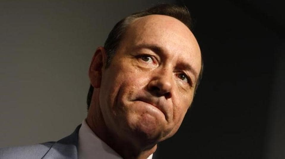 Kevin Spacey,Sexual Harassment,Sexual Assault