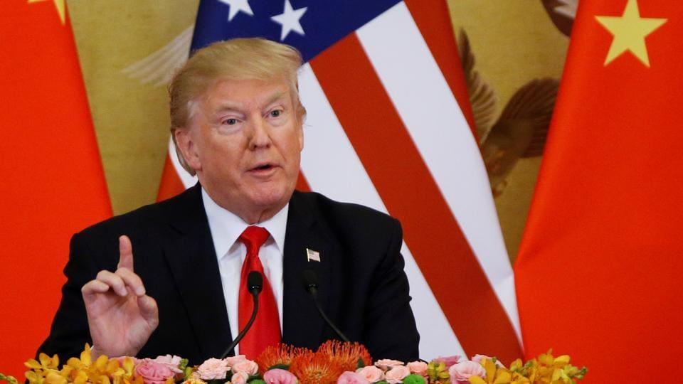 China,Donald Trump inChina,Trump Asia visit