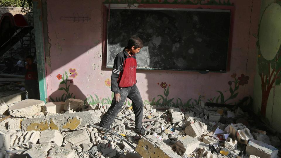 Syria war,Russia,Islamic State