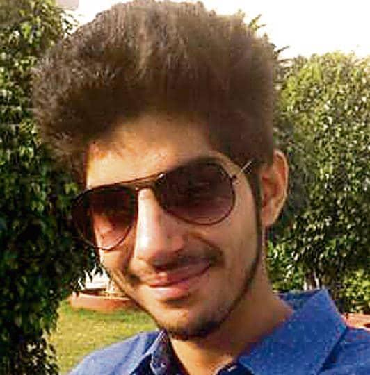 Tanishq Bhasin was found dead in Panchkula on Thursday morning.