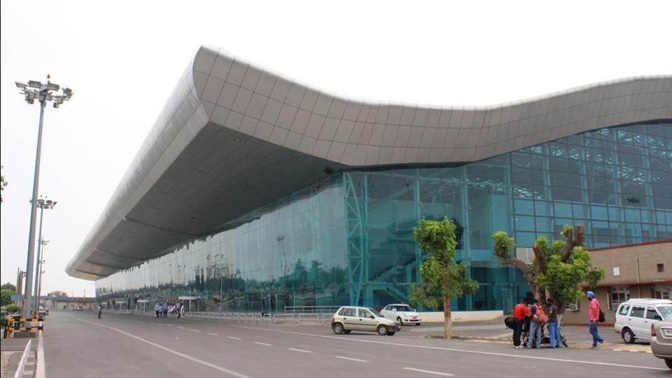 Two held,110-tola gold,Amritsar airport