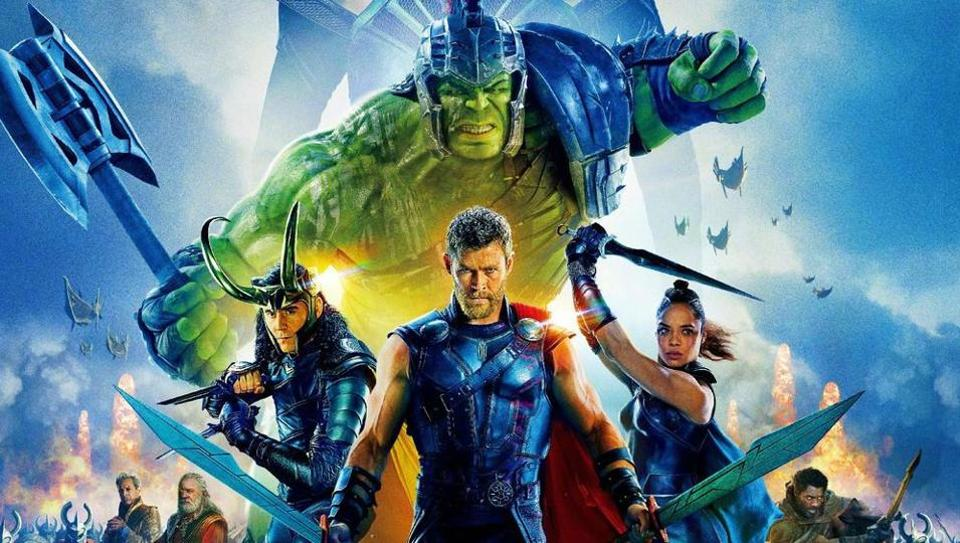 Marvel's Thor: Ragnarok has made over $500 million at the worldwide box office so far.