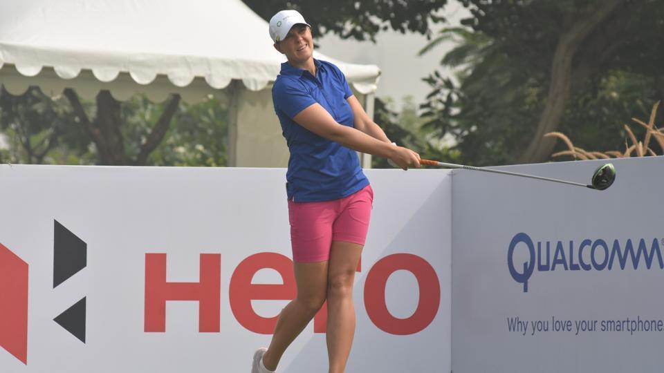 Women's Indian Open golf,golf,women's golf