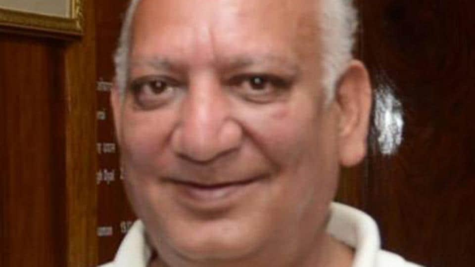 Punjab cricket association,rakesh sanghi
