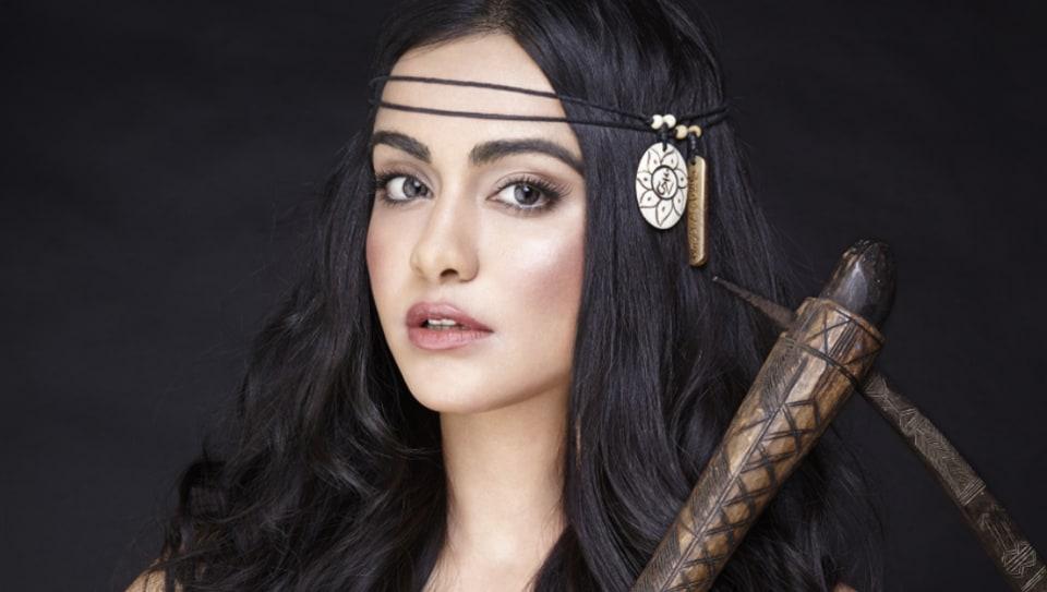 Adah Sharma was last seen in Bollywood film Commando 2.