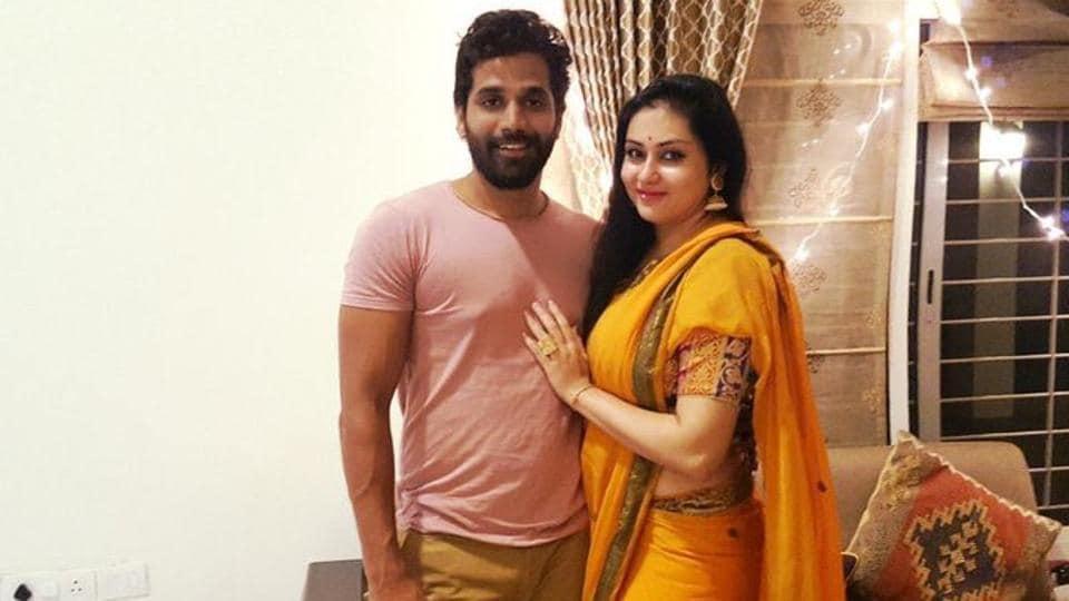 Namitha,Namitha Wedding,Namitha Husband