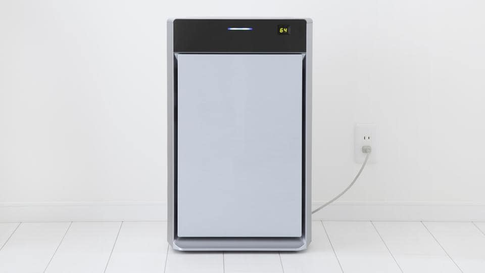 Representative image of an air purifier