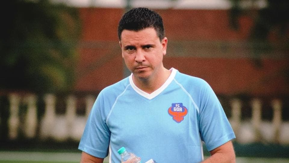 Sergio Lobera,FCGoa,Indian Super League 2017-18