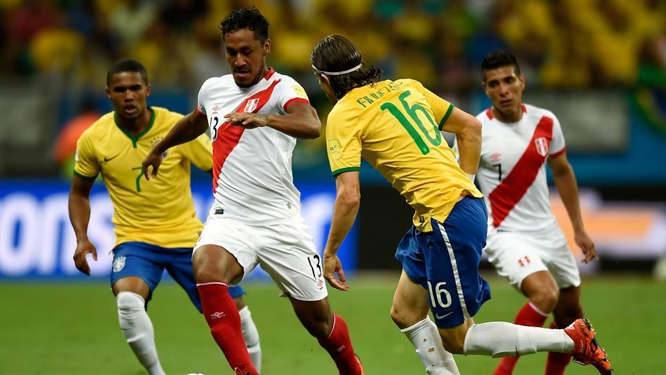 2018 FIFA World Cup,FIFA World Cup qualifiers,Peru national football team