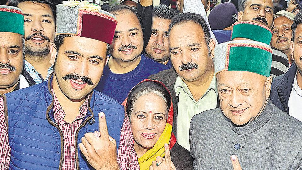 Himachal Assembly Election: State Records 75 % Of Turnout