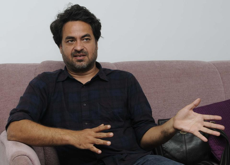 Film-maker Gurvinder Singh is in Chandigarh for the screening of two films, 'Chauthi Koot' and 'Infiltrator'.