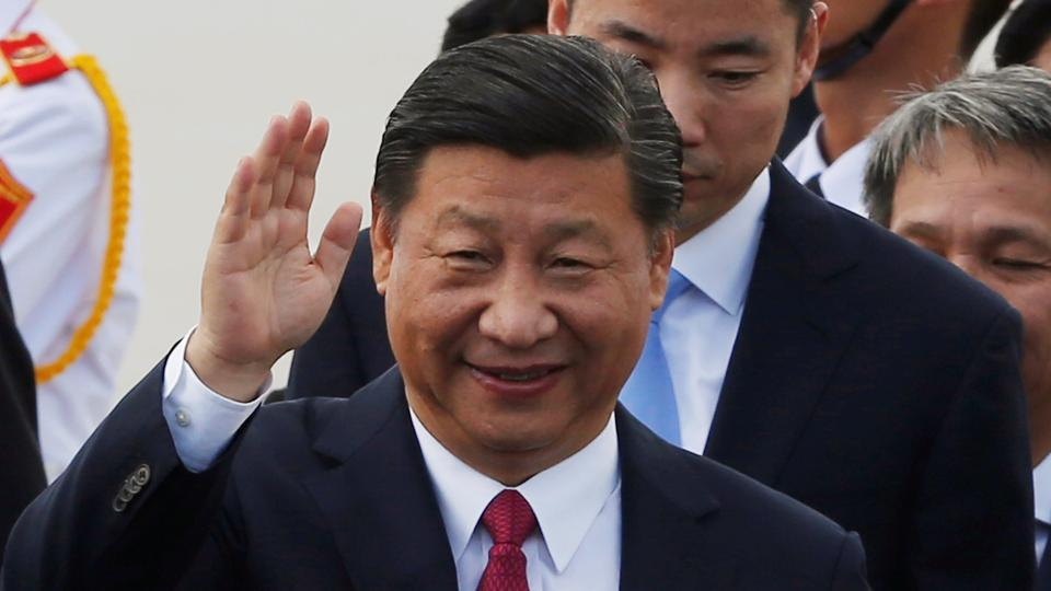 Xi Jinping,China,Asia-Pacific Economic Cooperation