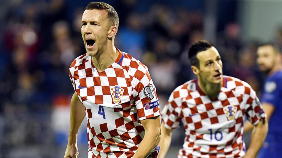 Croatia put up a stellar show against Greece as they registered a 4-1 in the play-off games to come one step closer to sealing a spot in the 2018 FIFAWorld Cup in Russia.