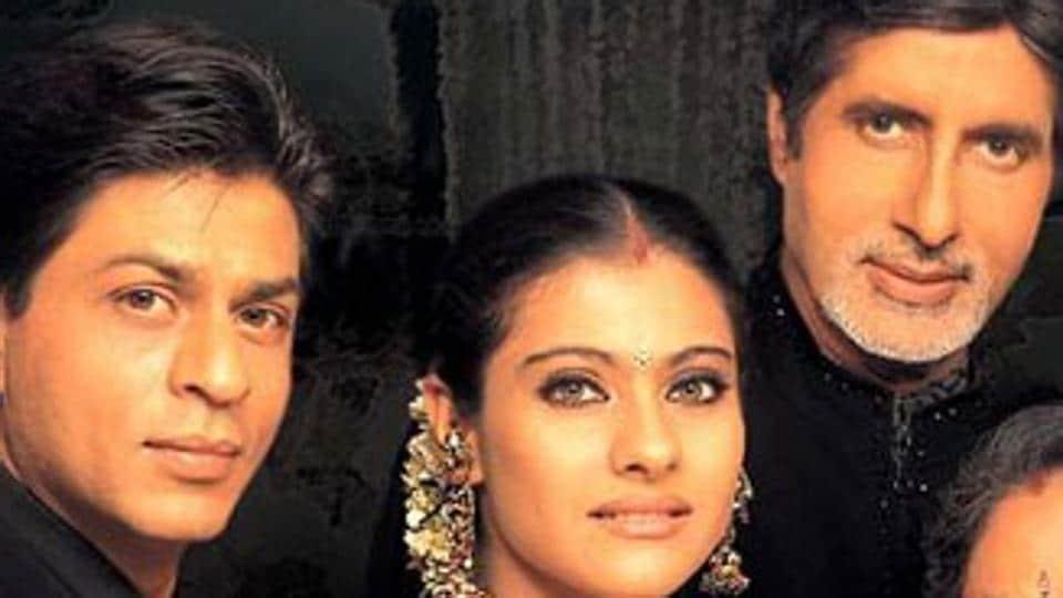 Shah Rukh Khan,Amitabh Bachchan,Kajol