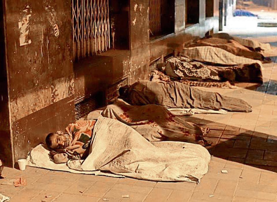The move comes after the board found that many homeless opt to sleep out in the open despite these shelters being available nearby. A DUSIB survey conducted in 2014 estimates that Delhi has over 16,000 homeless.