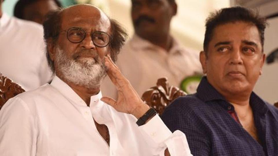 After Kamal Haasan, actor Rajinikanth too is set to take plunge into politics.