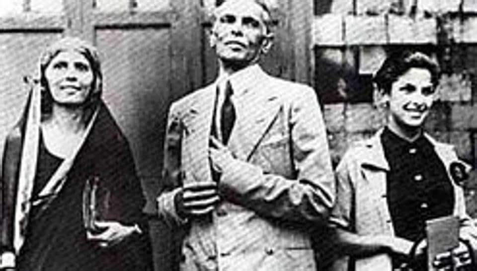 Dina Wadia (right) - seen here with her father Mohammed Ali Jinnah and his sister Fatima - was a product of an age that far preceded our current era of instant and shrill communication and commentary.