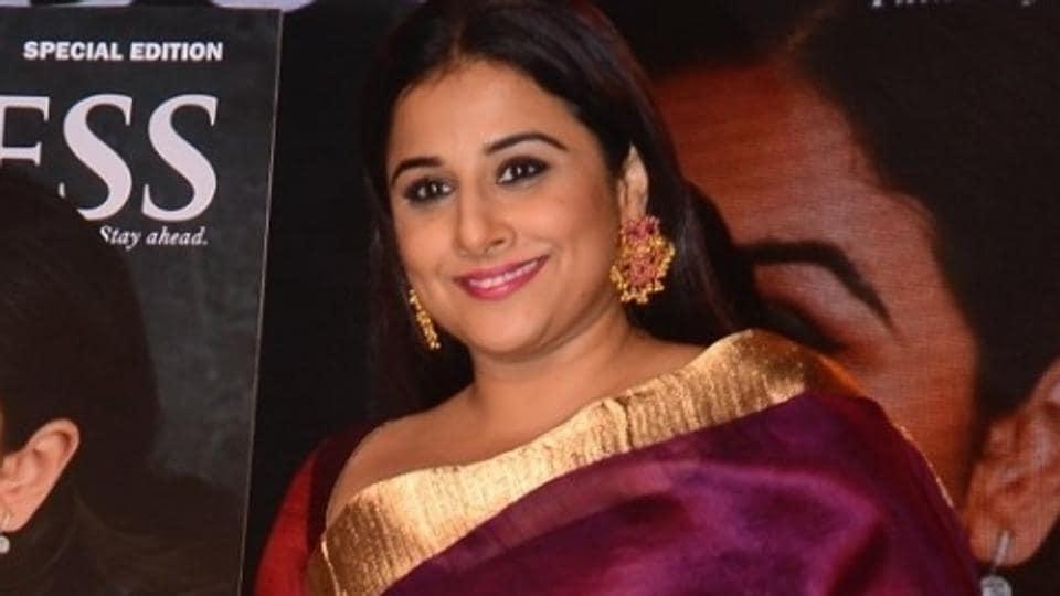Vidya Balan,Tumhari Sulu,Sexism in Bollywood